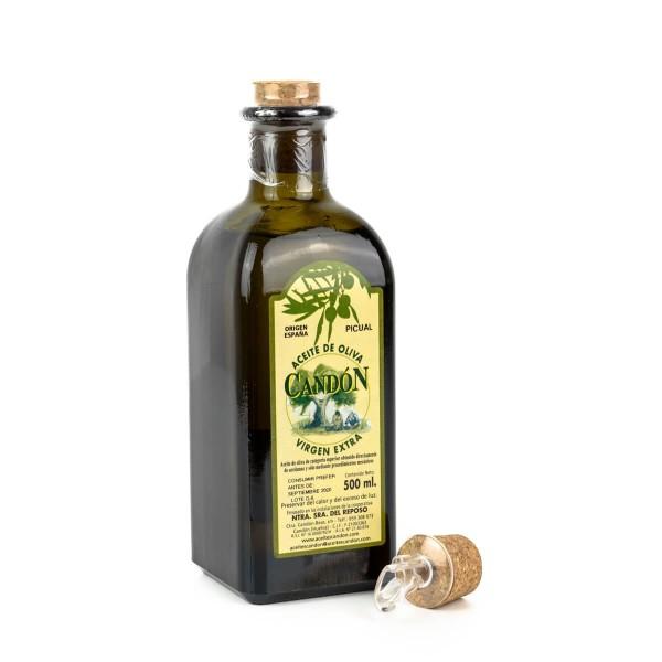 Frasca 500 ml. Picual de Aceite de Oliva Virgen Extra