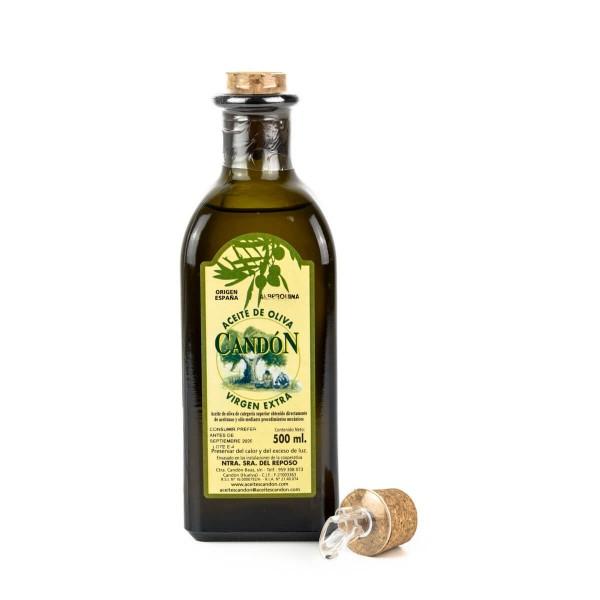 Frasca 500 ml. Arbequina de Aceite de Oliva Virgen Extra