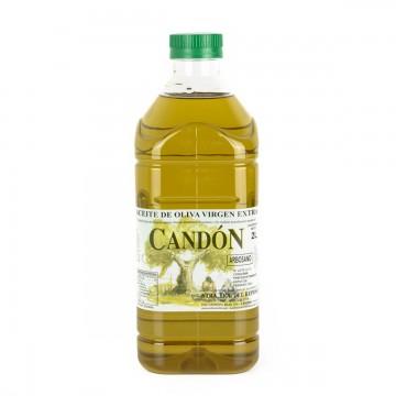 Botella 2 litros Arbosano de Aceite de Oliva Virgen Extra