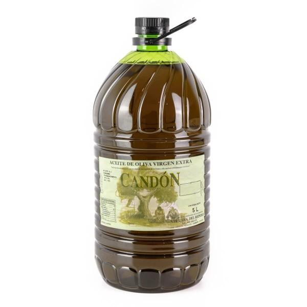 Garrafa 5 litros Arbosano de Aceite de Oliva Virgen Extra