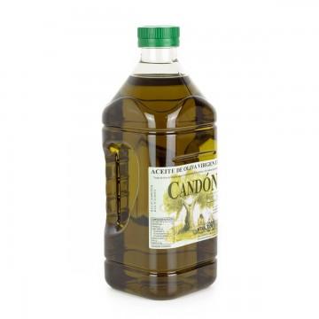 Botella 2 litros Verdial de Aceite de Oliva Virgen Extra