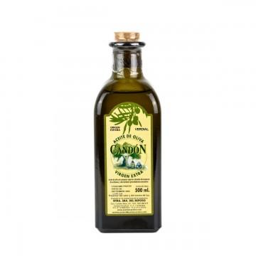 Frasca 500 ml. Verdial de Aceite de Oliva Virgen Extra