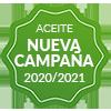 Aceite de Oliva de nueva campaña